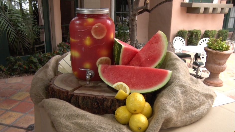 Harris Ranch Watermelon Lemonade