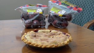 Mrs. Krause Plum Pie